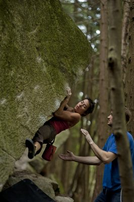 Advanced Movement Training for Climbers