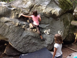 Thomasina Youth Climbing Coach