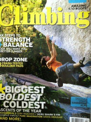 climbing cover