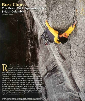 grand wall, female climbers