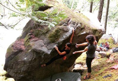 green river bastion bouldering, pemberton climbing coach, pemberton bouldering