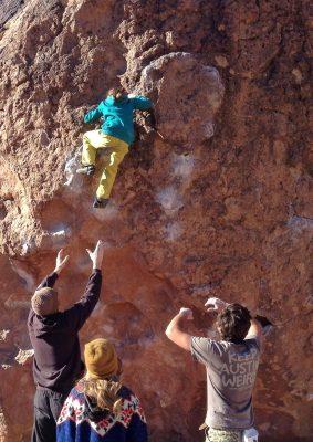 serengetti, happy boulders , kid climber