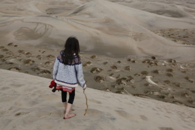 desert life, nomad climber, travel writing