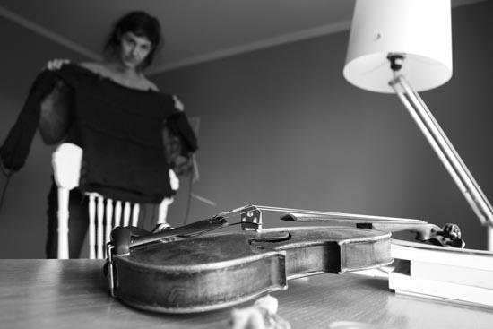Newfoundland artist and singer Katie Baggs, newfoundland musicians, violin, st. john's artist