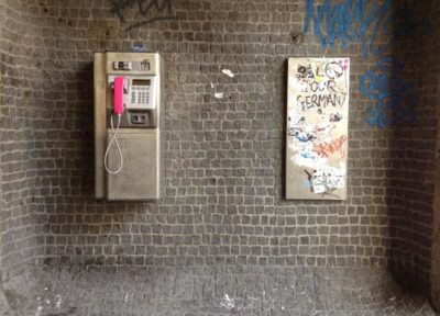 montreal, montreal streets, phone, pink phone, public phones, germany